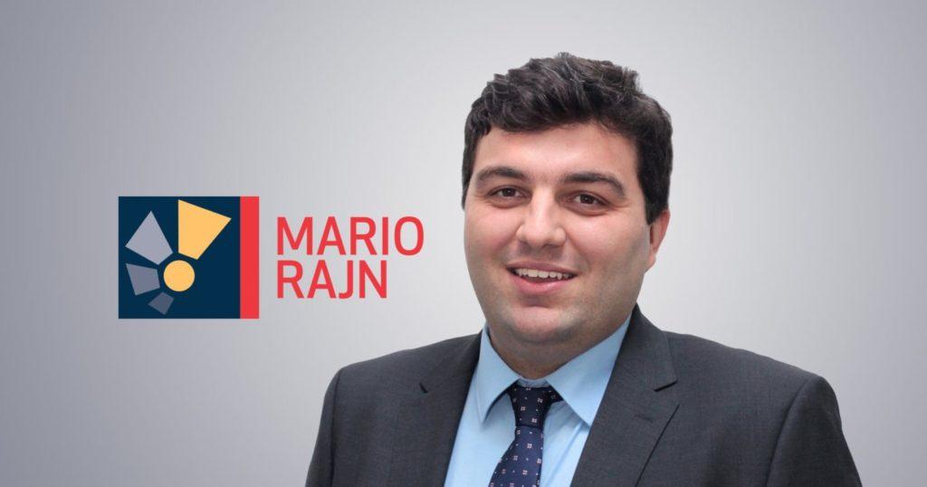 Mario Rajn - kandidat za gradonačelnika Križevaca 2017